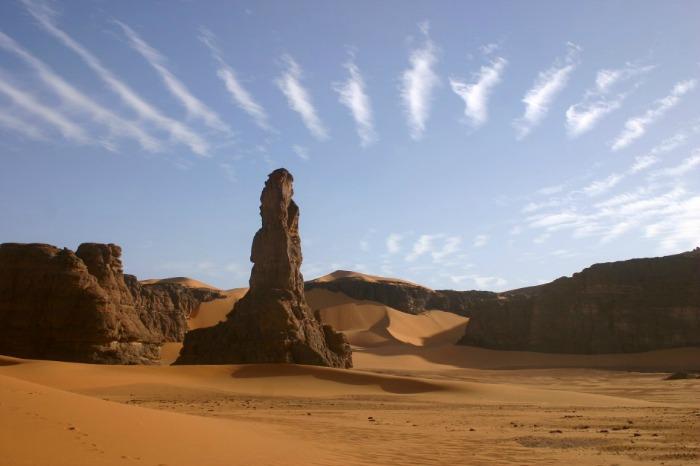 wave clouds algeria