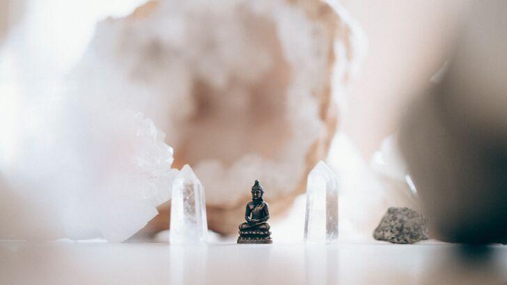 Akrep: Meditasyon yapmak