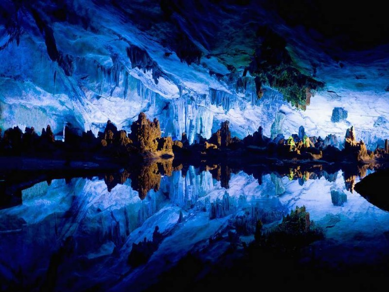 Reed Flute Gölü, Çin