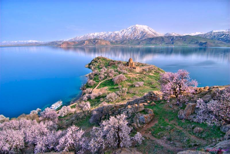 Van Gölü, Türkiye