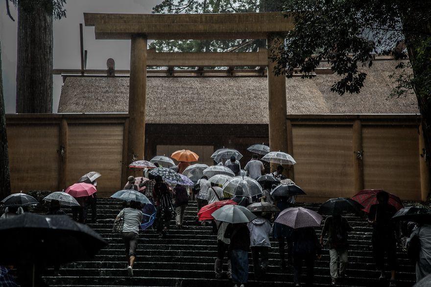 Emotional some views of Japans rainy season dbe
