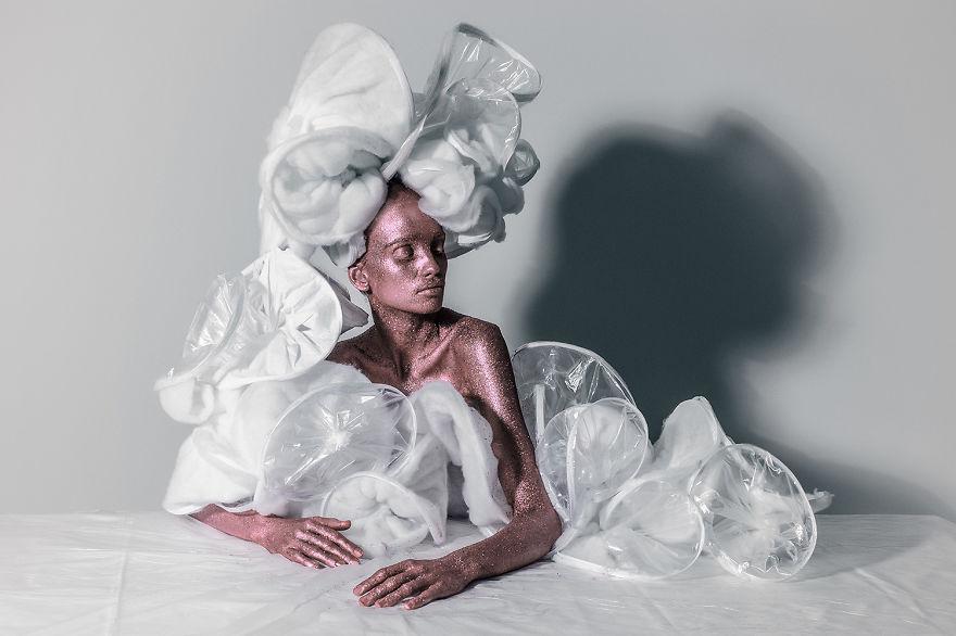Sanata Geri Dönüşüm Venera Kazarova