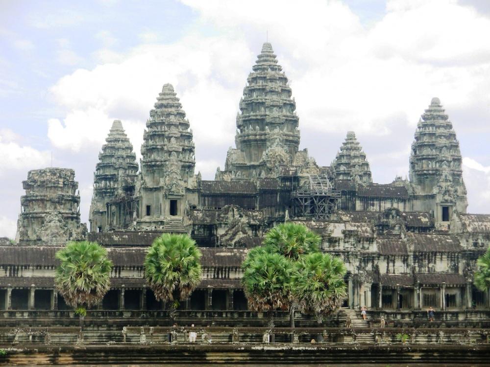 Angkor Wat, Siem Reap, Kamboçya