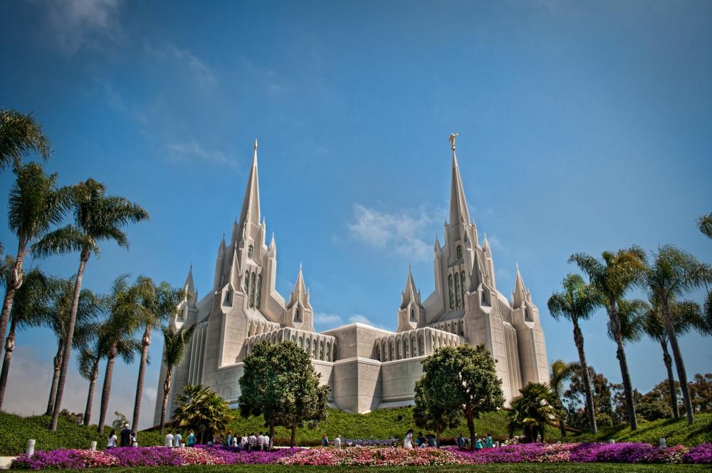 LDS San Diego Tapınağı, Kaliforniya, ABD