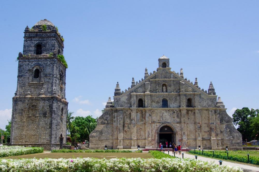 Paoay Kilisesi, Ilocos Norte, Filipinler