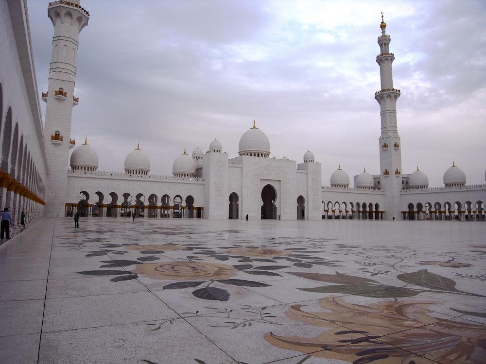 Şeyh Sayit Camii, Abu Dabi