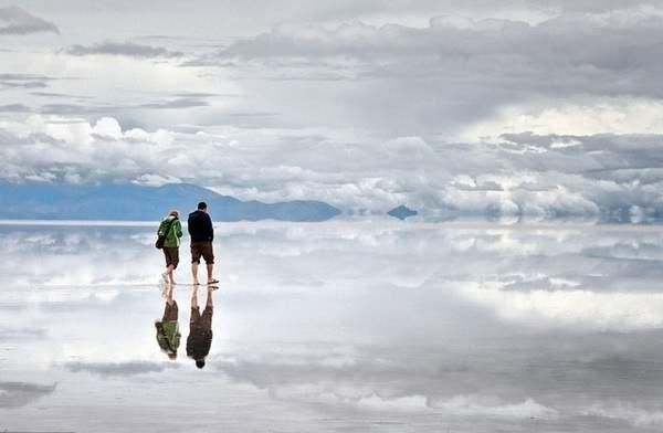 Bolivya TuzGölü