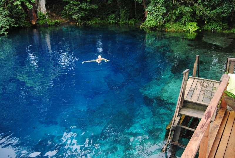 Mavi Lagün, Vanuatu