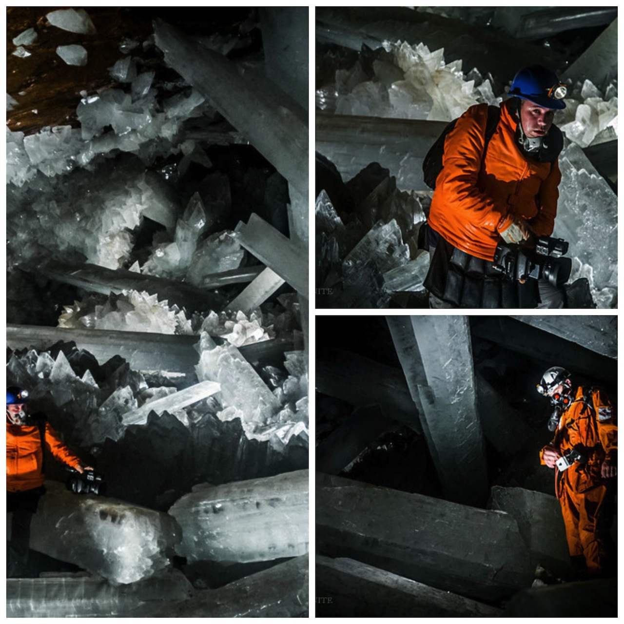 kristal mağarası