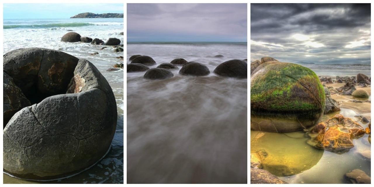 Moeraki taşları