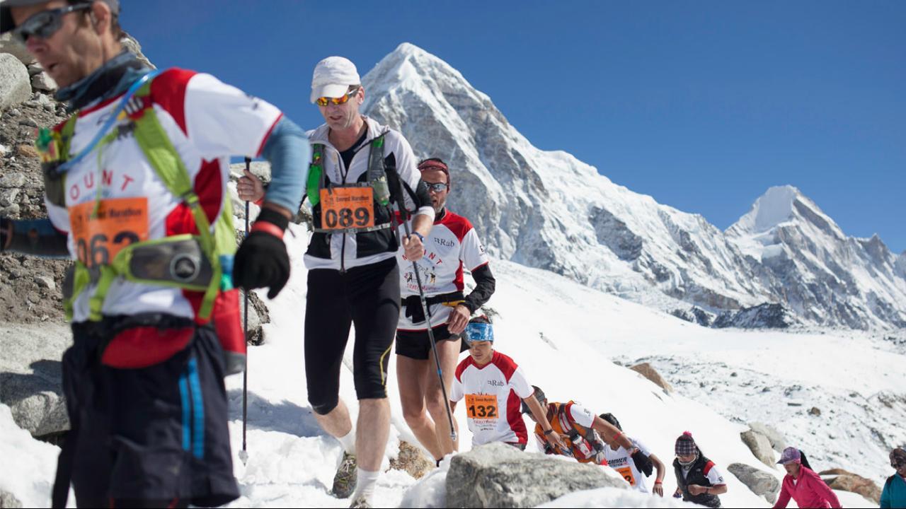 Everest maratonu