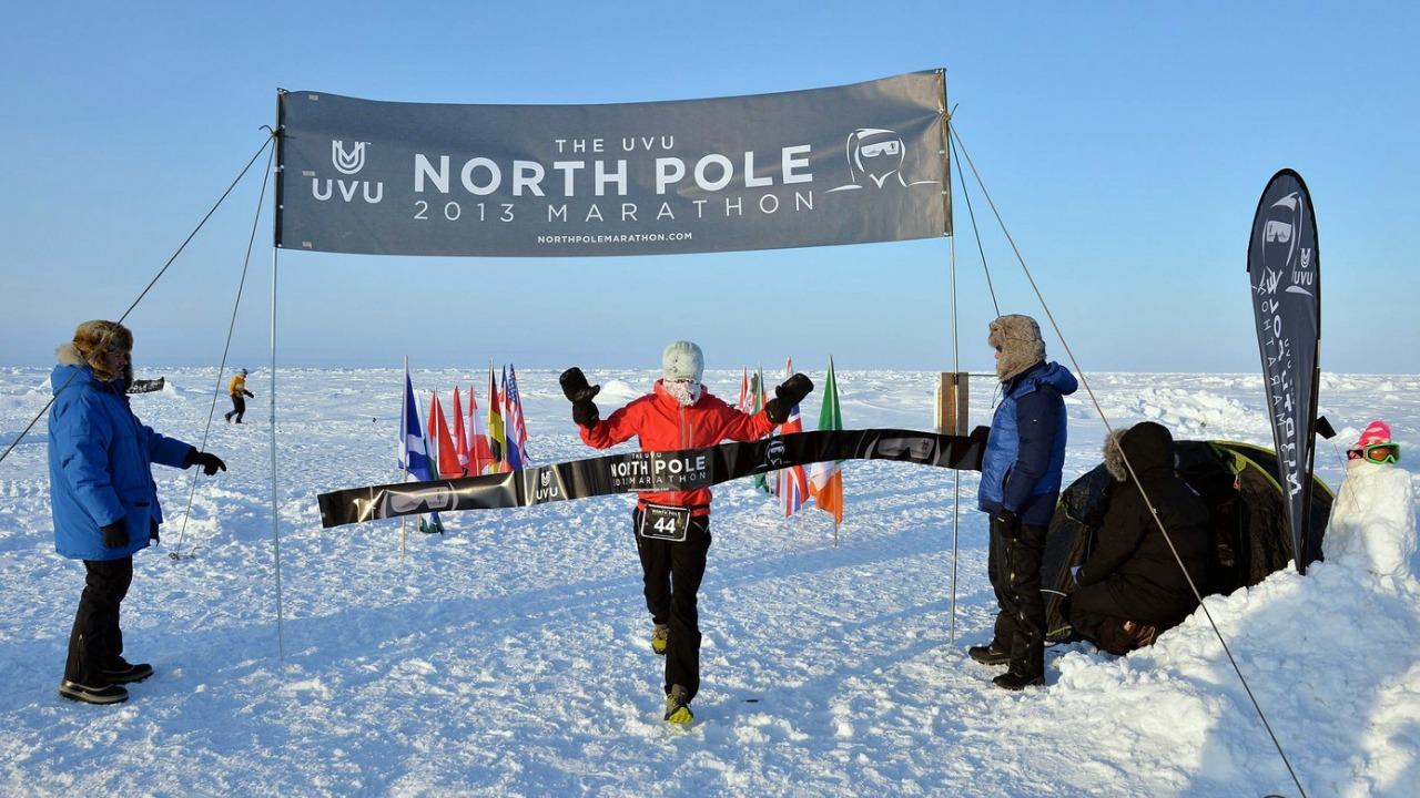Kuzey Kutbu maratonu