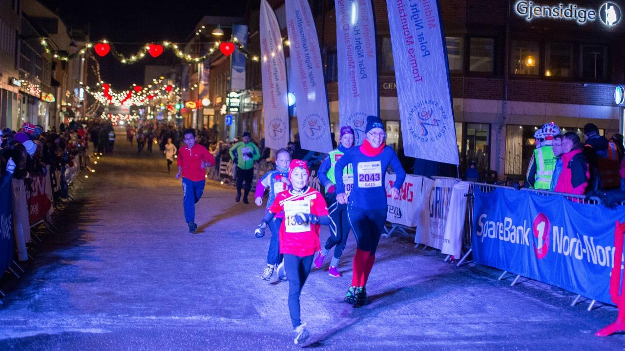 Gece Güneşi maratonu
