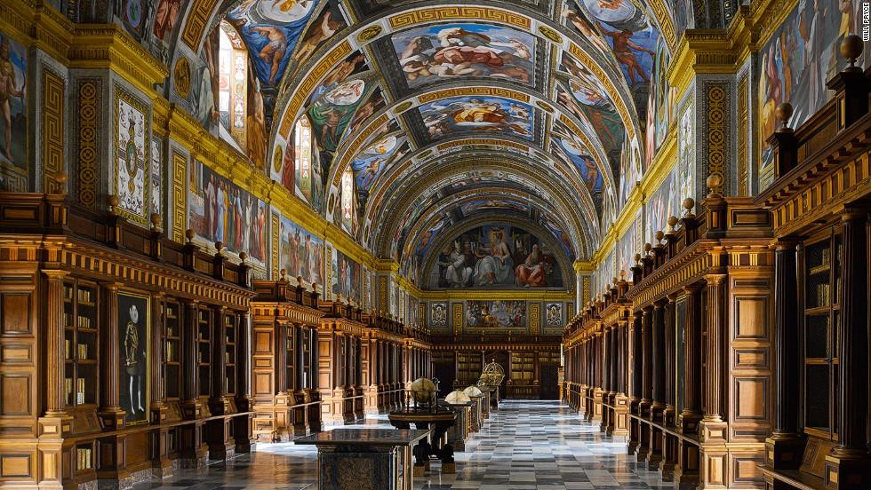 Escorial Kütüphanesi