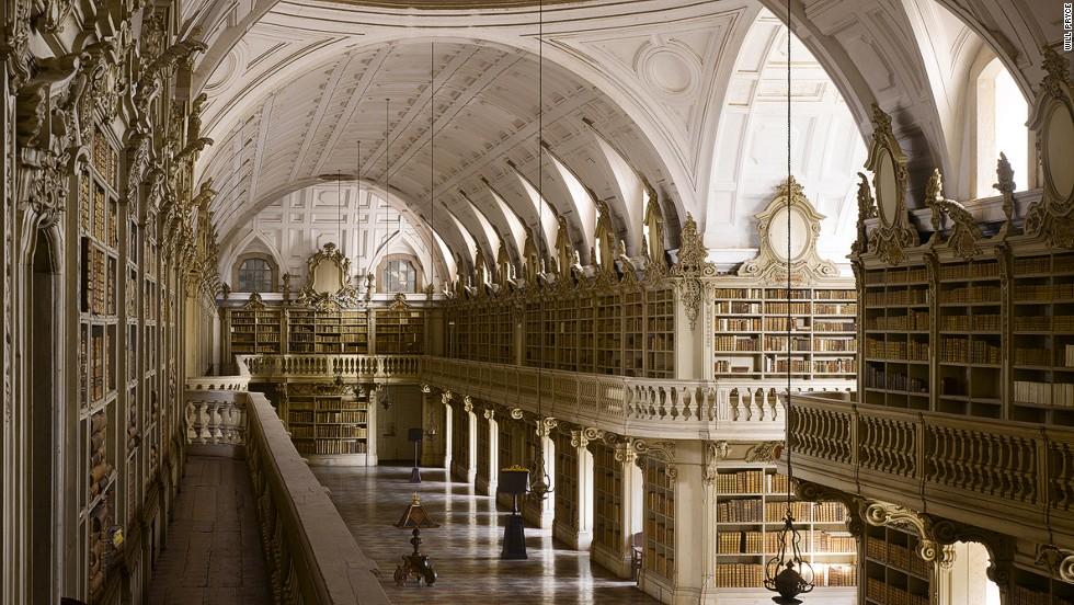 Mafra Saray Kütüphanesi