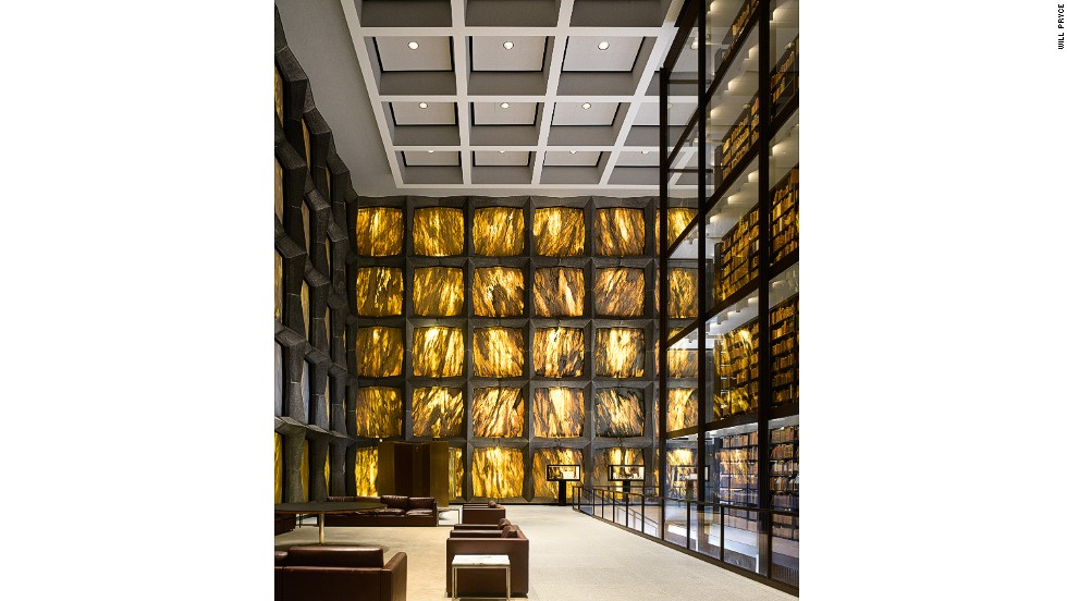 Beinecke Kütüphanesi