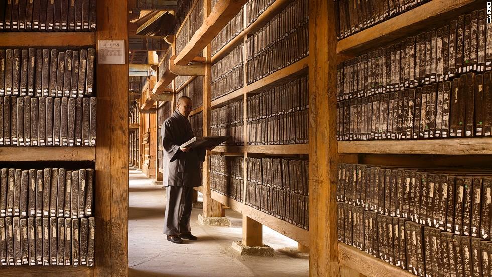 Tripitaka Koerana Kütüphanesi
