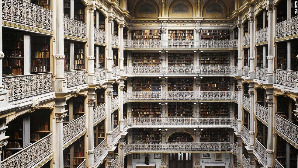 Peabody Kütüphanesi
