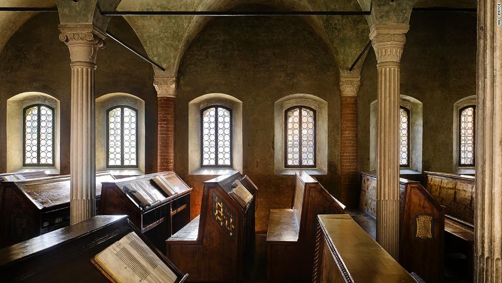 Malatestiana Kütüphanesi