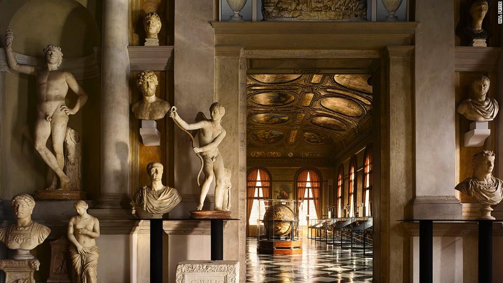 Marciana Kütüphanesi