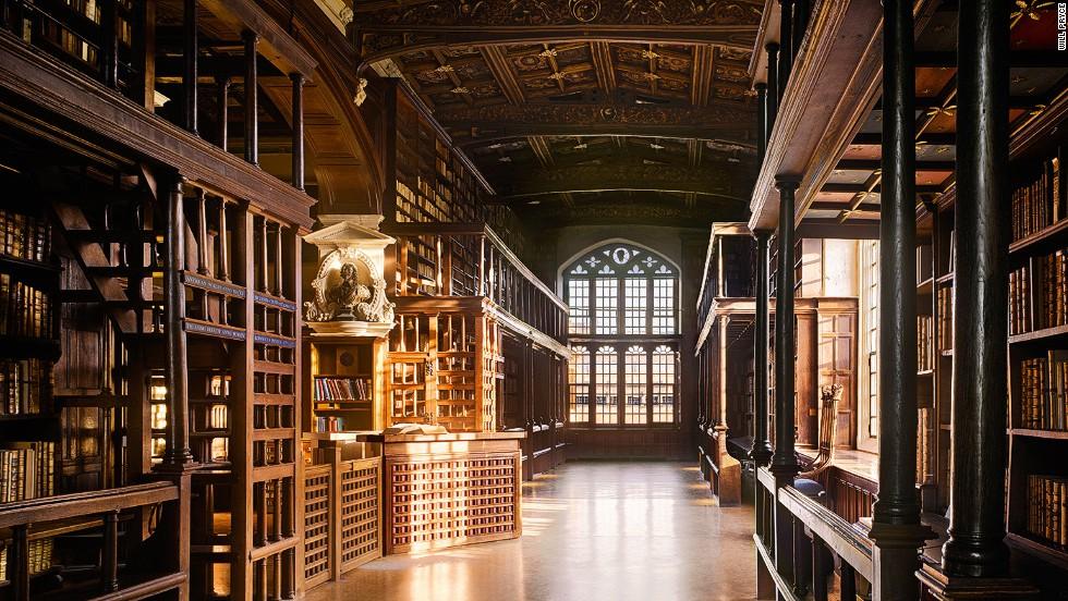 Bodleian Kütüphanesi
