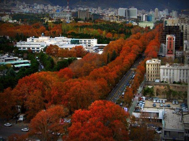 Tahran, İran
