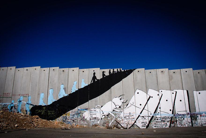 İsrail ile Filistin arasındaki duvar, Betlehem