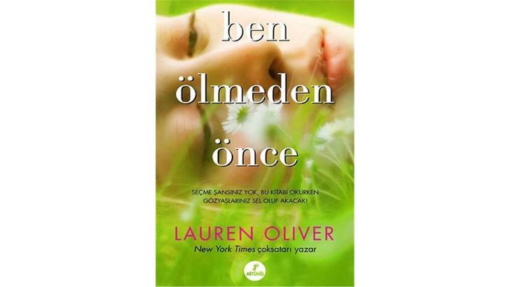 10. Ben Ölmeden Önce - Lauren Oliver