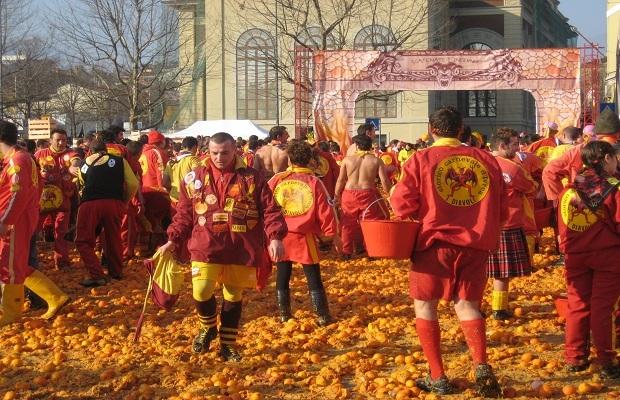 Portakal savaşı
