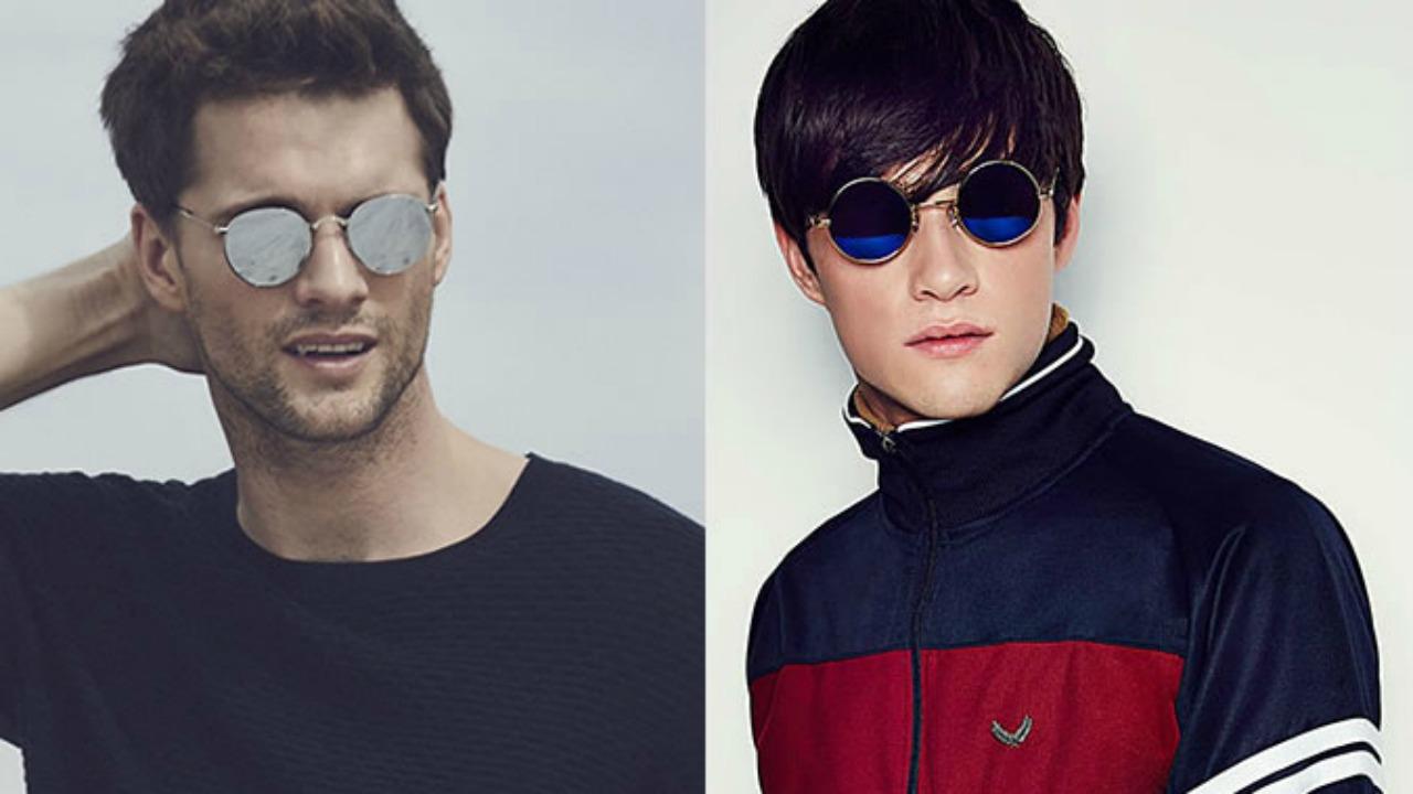 Erkek gözlük modası