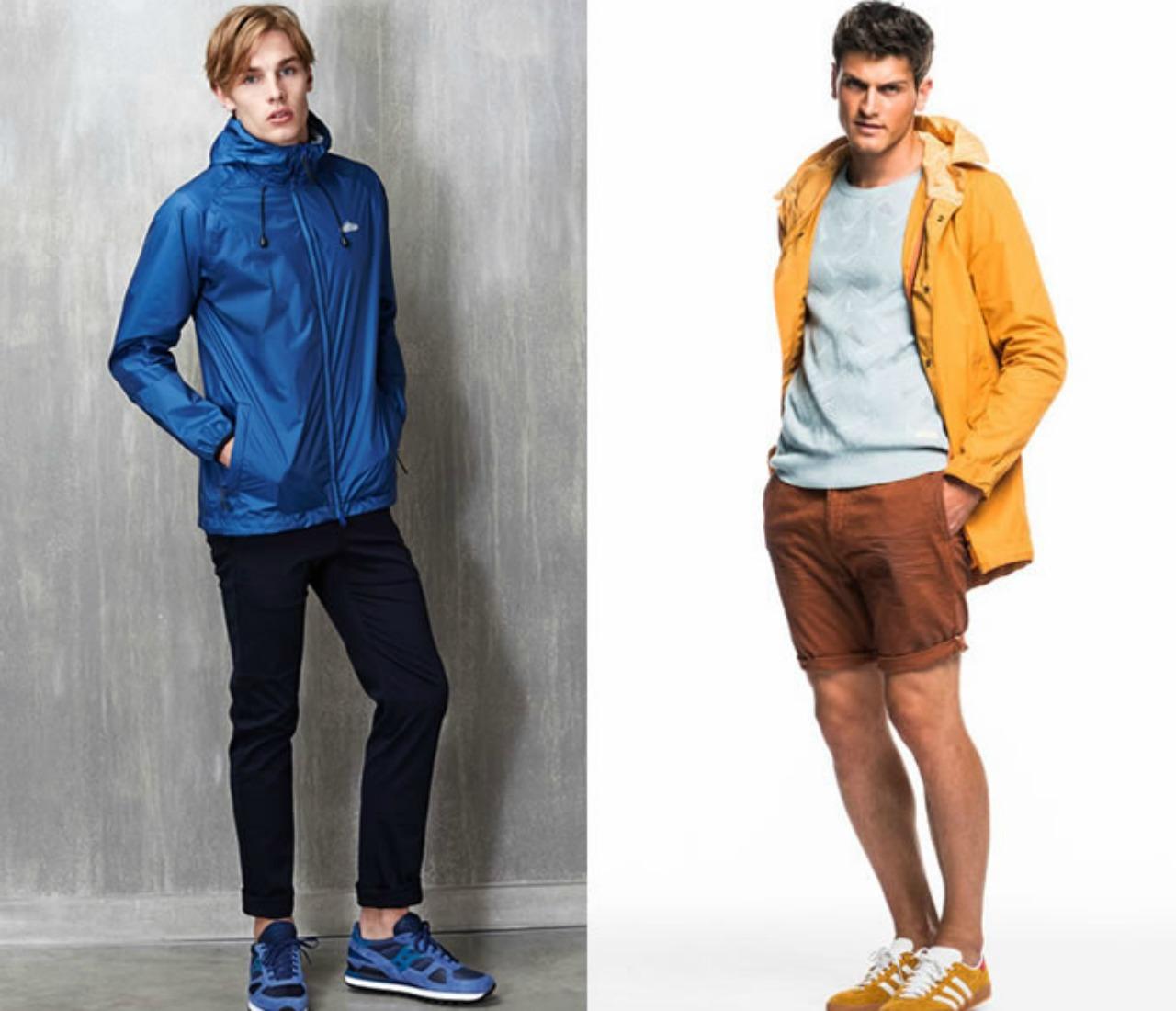 Moda önerileri yağmurluk
