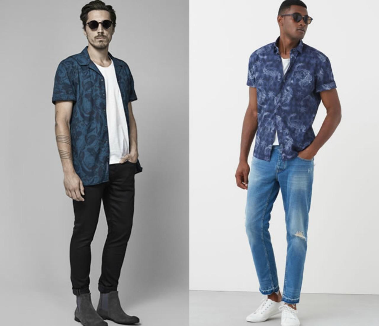 Gömlek modası erkek