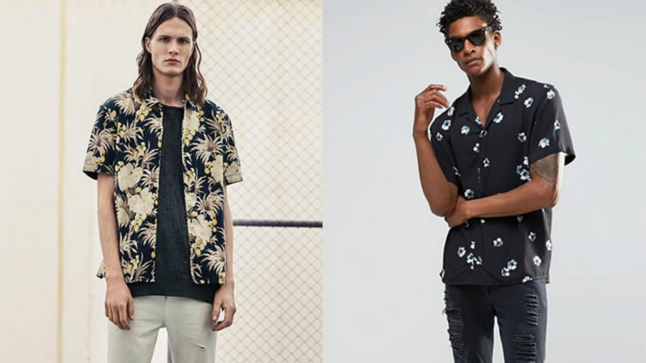 Erkek moda önerileri gömlek