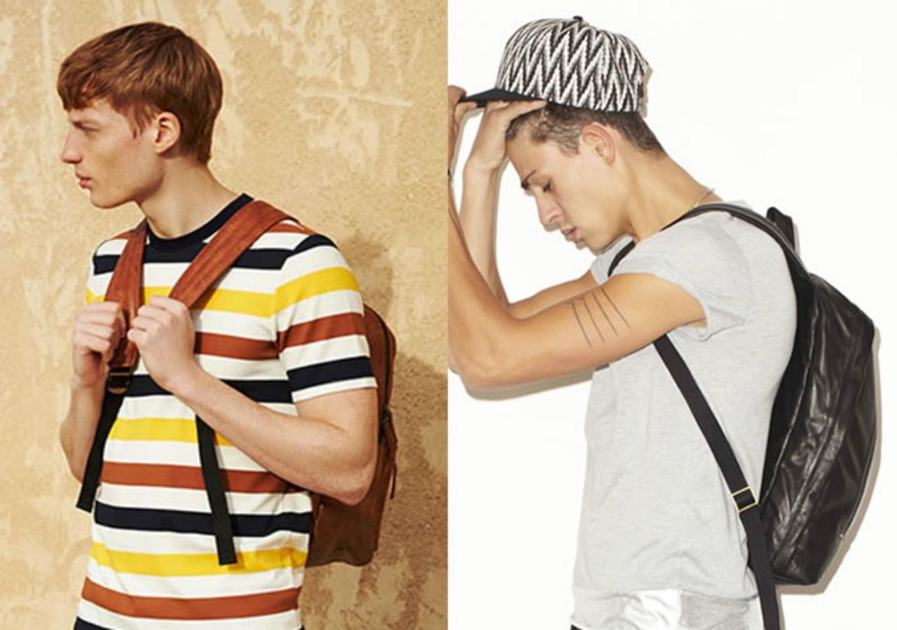 Erkek çanta modası
