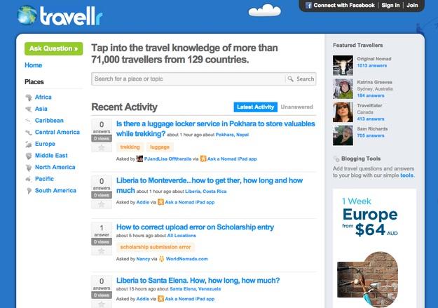 Travellr