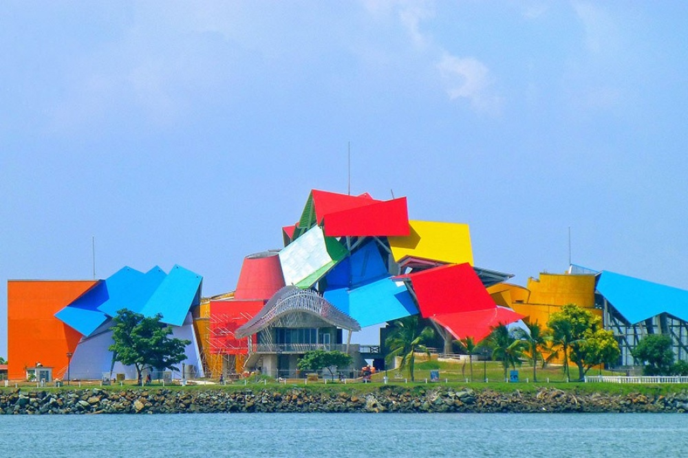 The Biomuseo, Panama