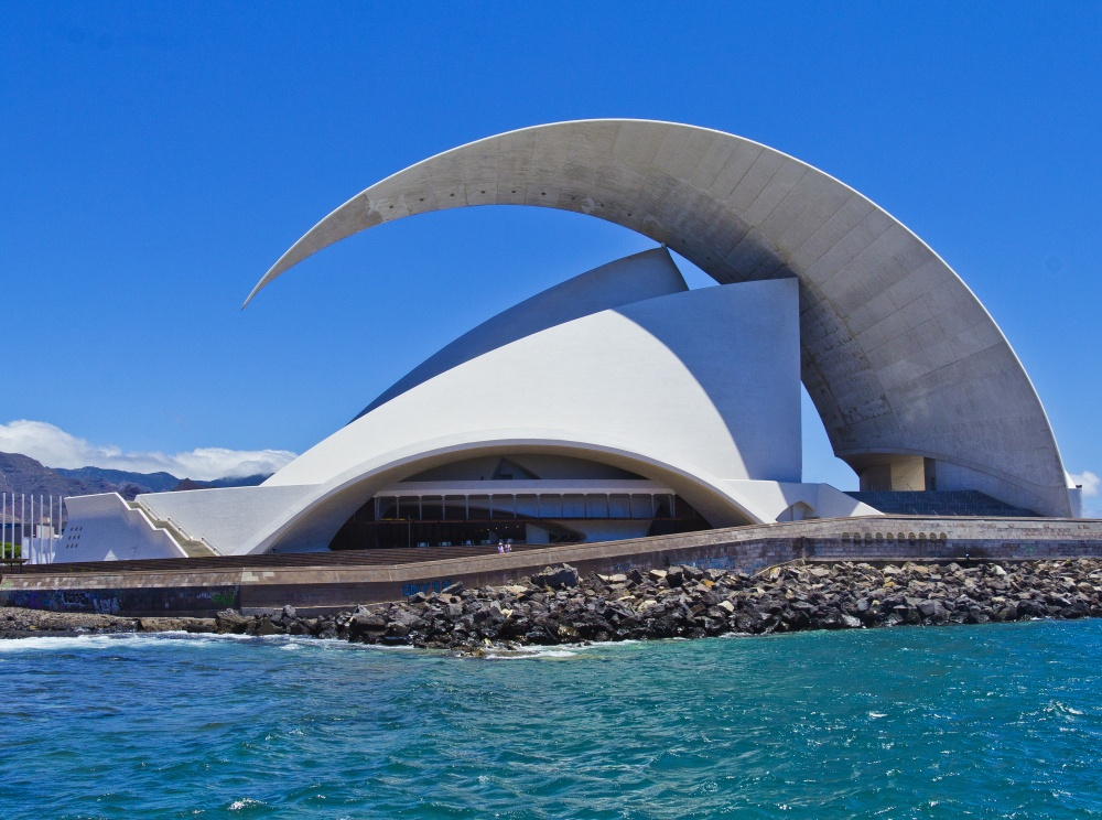 The Concert Hall, Tenerife