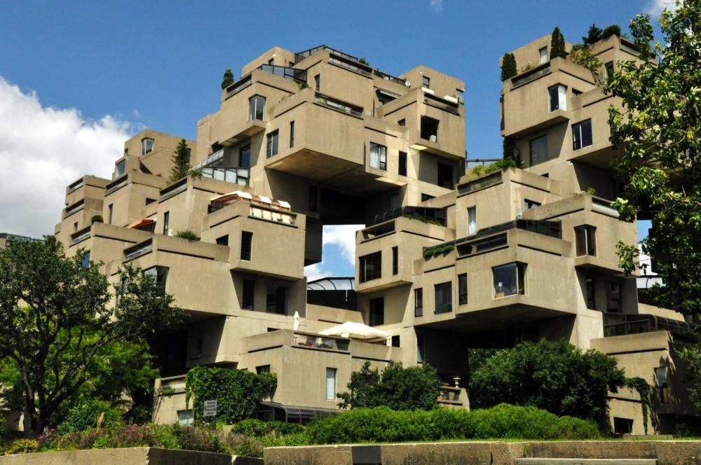 The Habitat Housing Complex, Canada