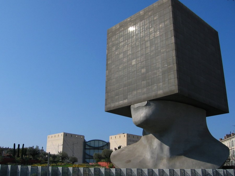The Louis Nucera Library, Nice