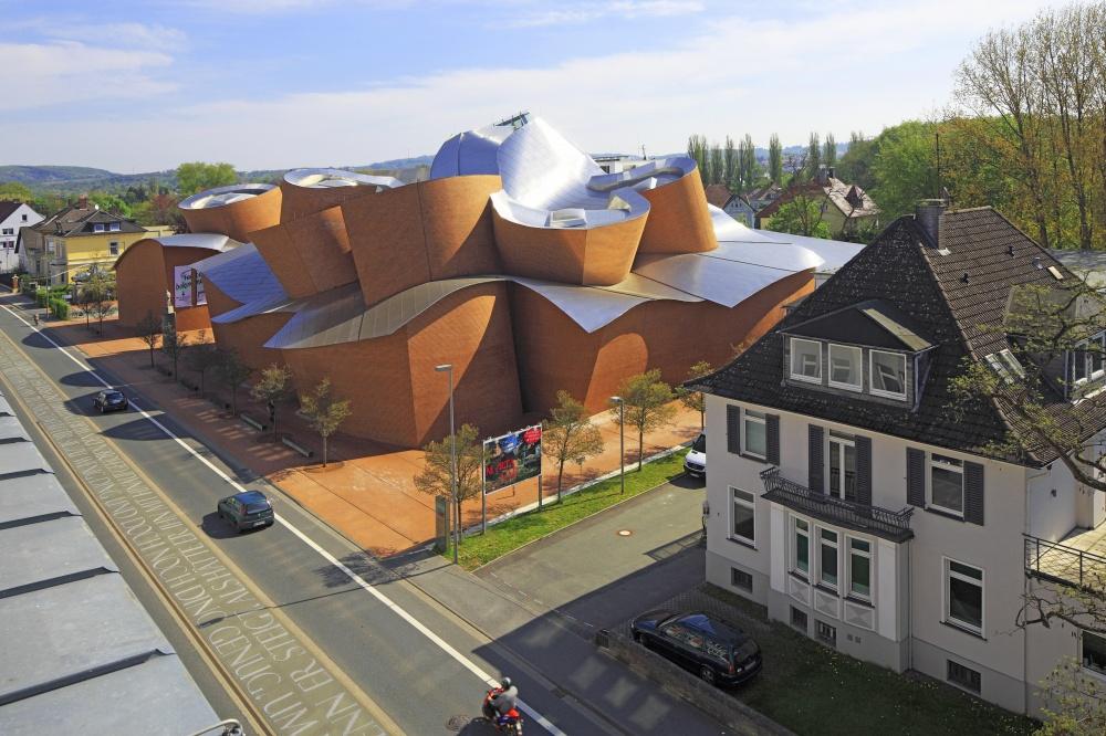 The MARTa Herford Museum, Herford, Almanya