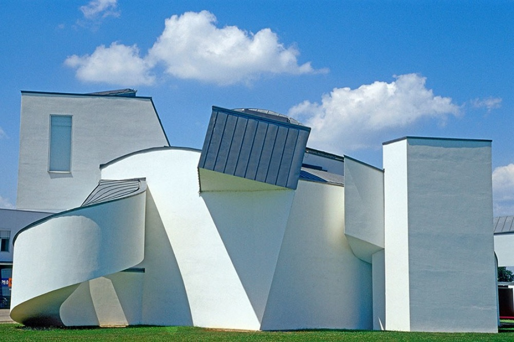 The Vitra Design Museum, Almanya
