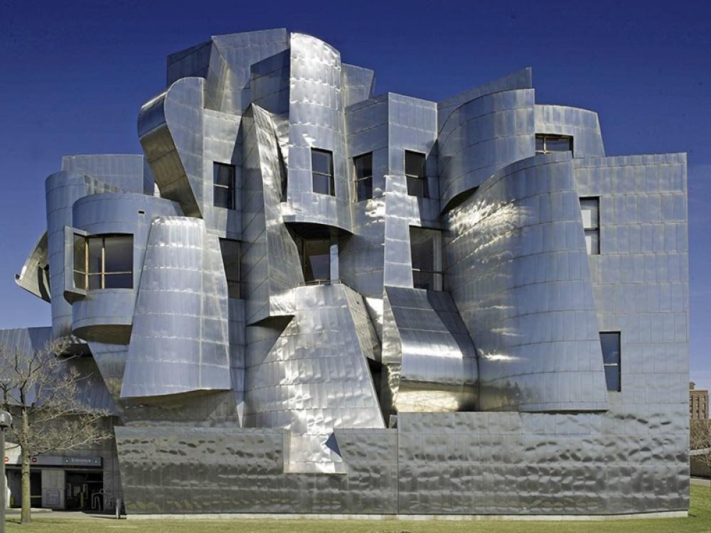 The Weisman Arts Museum, Minneapolis, Amerika