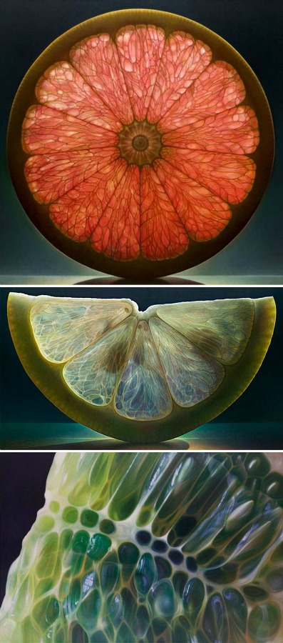 Dennis Wojtkiewicz, Yağlı boya