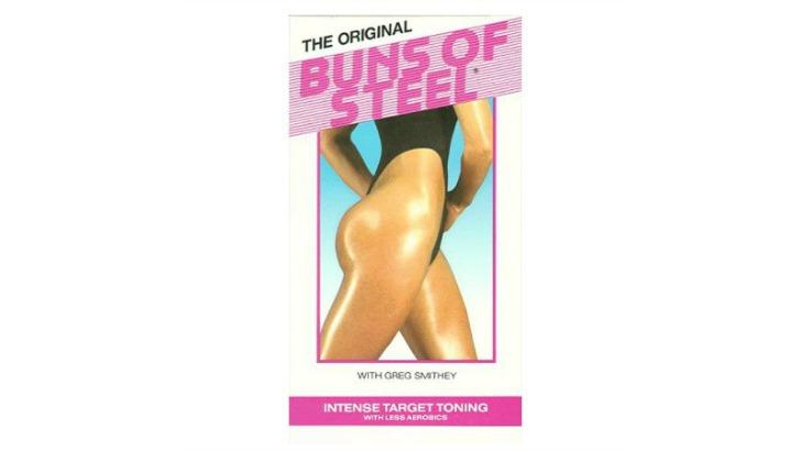 eski fitness trendleri buns of steel