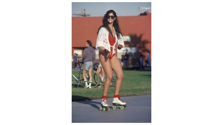 eski fitness trendleri roller skating