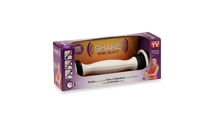eski fitness trendleri shake weight