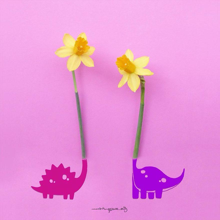 Jesuso Ortis çiçek sanat
