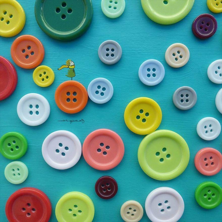 Jesuso Ortis düğmeler