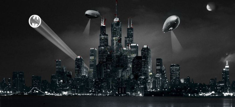 Gotham şehri