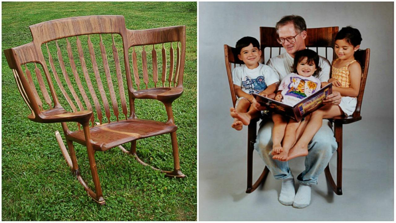 büyük aile sandalyesi